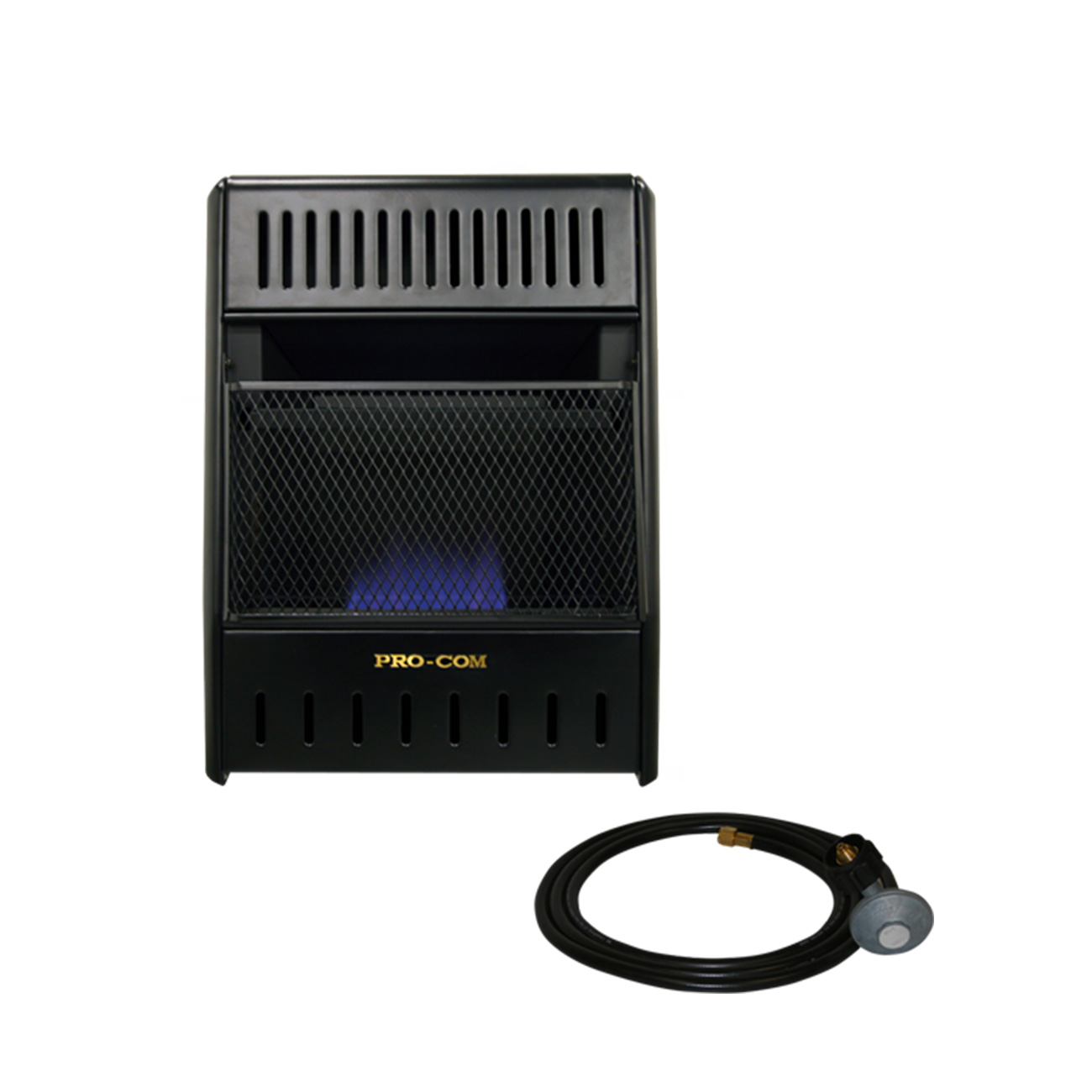 Blue Flame Ventless Ice House Heater 10 000 Btu Procom