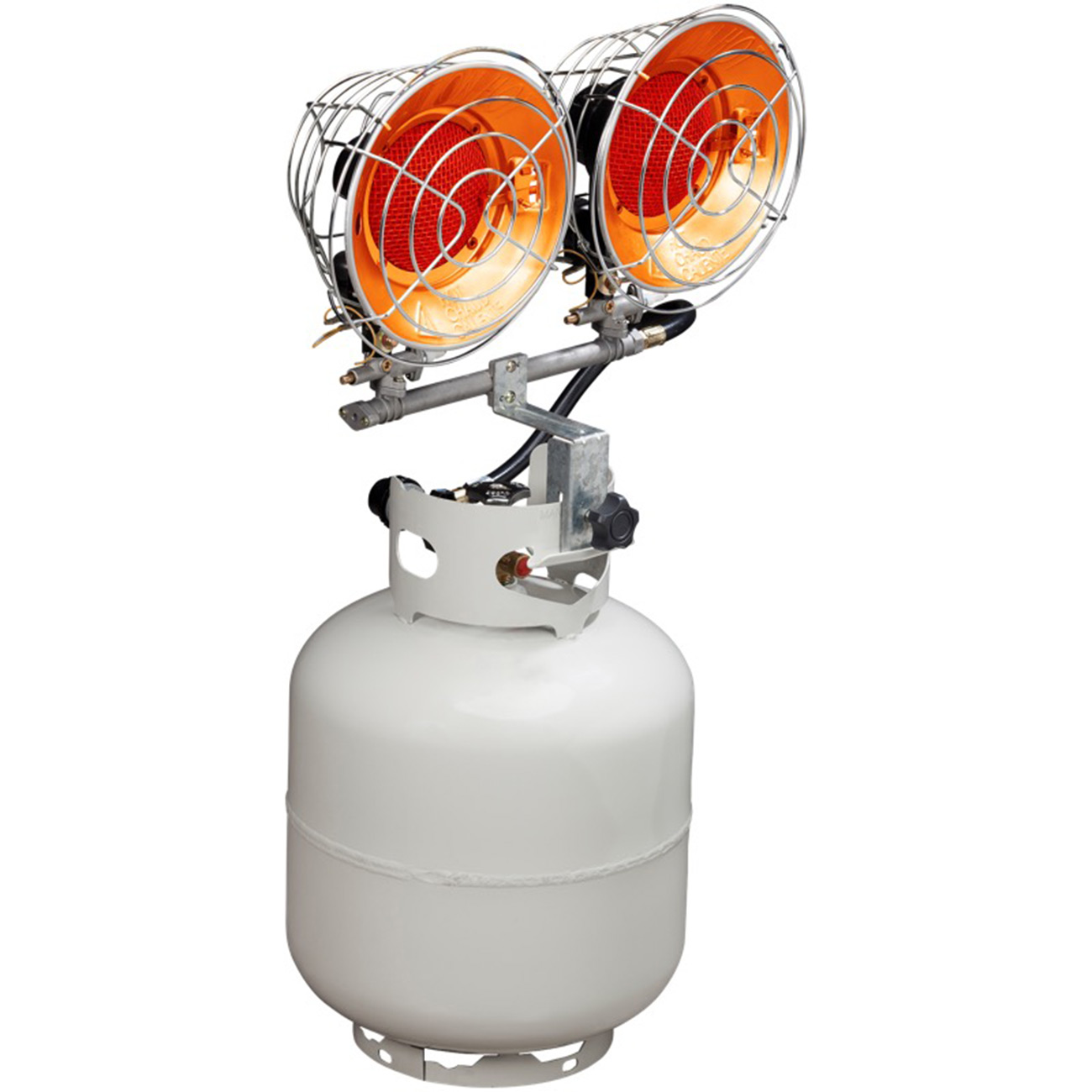 Tank Top Propane Heater - 30,000 BTU - ProCom Heating