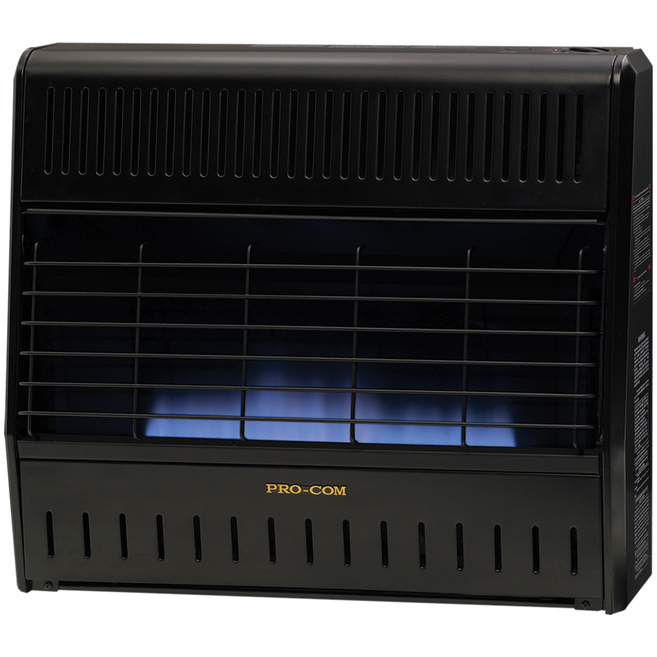 Ventless Blue Flame Heaters 65
