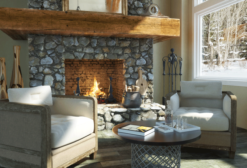 Hot Fireplace Surround Design Ideas - ProCom Heating