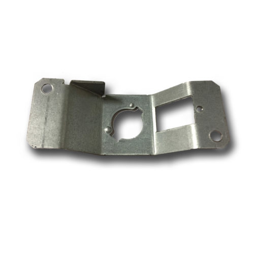 Nozzle Adapter Bracket Part# 160042-01