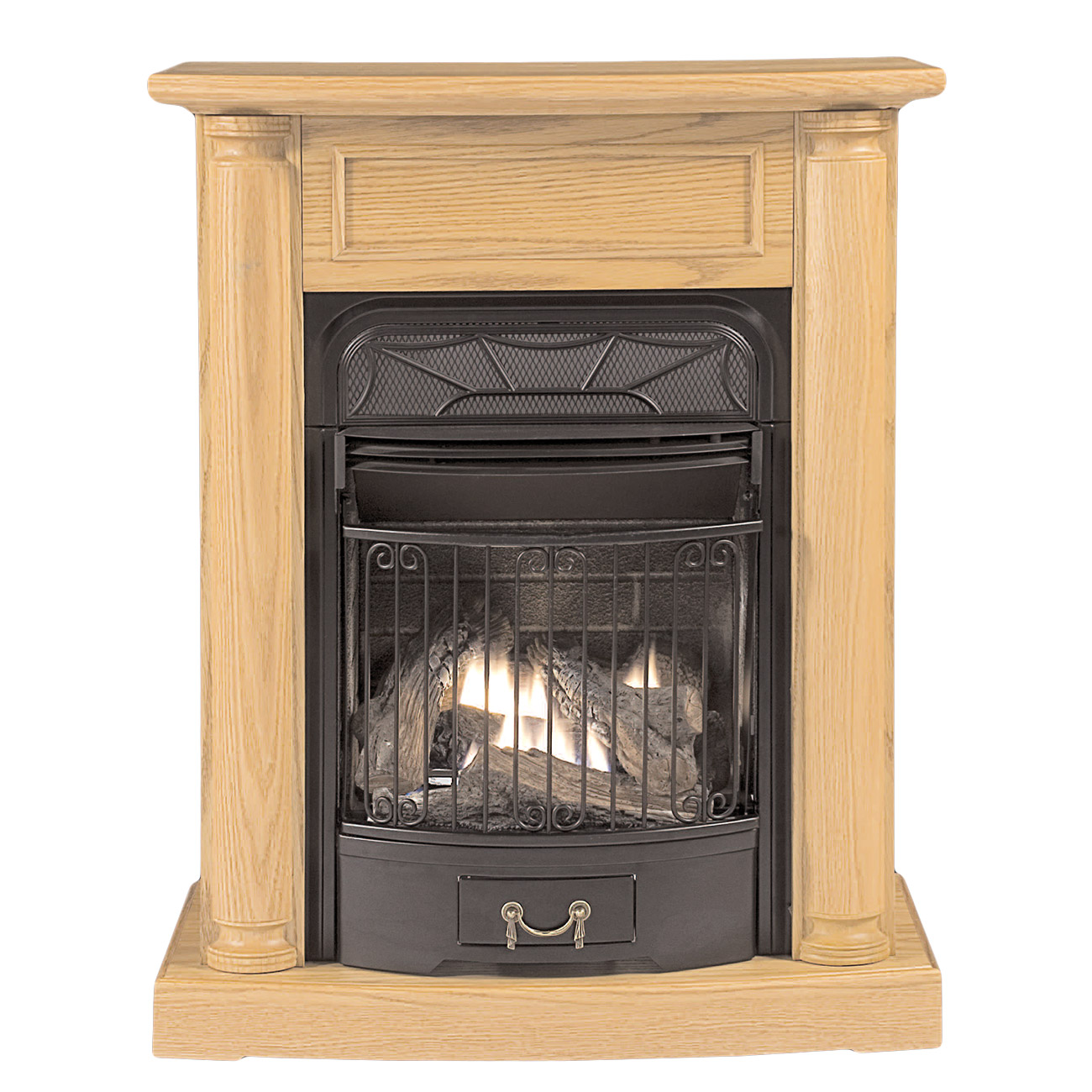 Ventless Fireplace: Ventless Fireplace Model# EDP200T-O