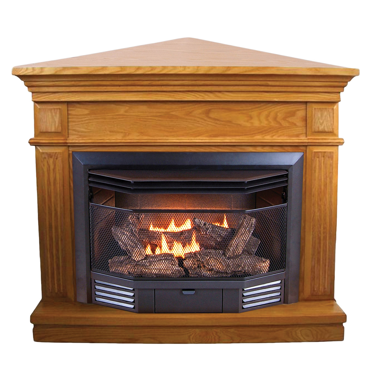 Ventless Fireplace: Ventless Fireplace For Model # BD23TCC-2-LO