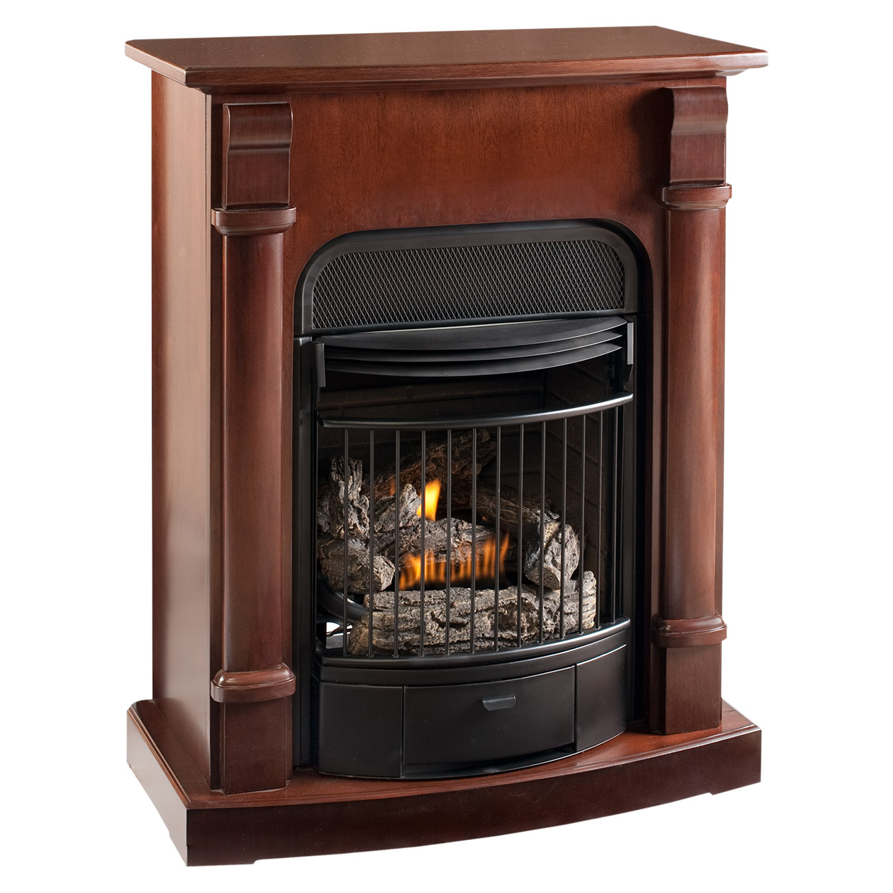 Ventless Fireplace Model Edp200t2 Ja Procom Heating