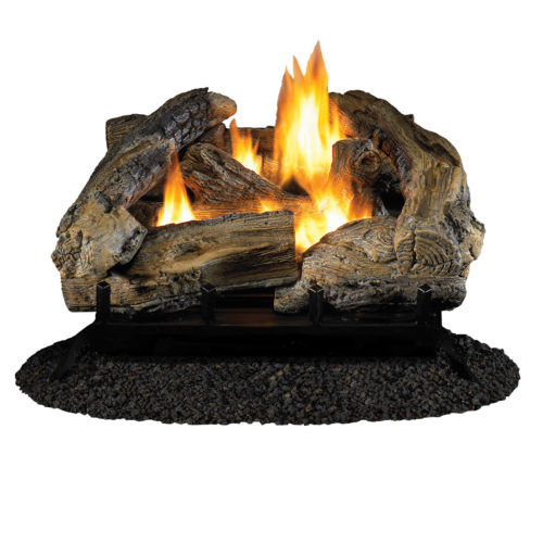 ProCom Heating Gas Log Set Model CRHLD18TB