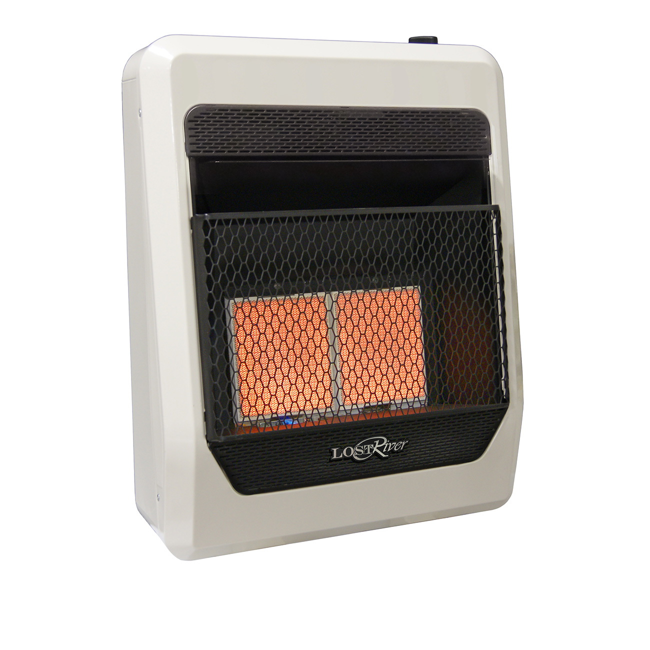 Lost River Dual Fuel Ventless Infrared Radiant Plaque