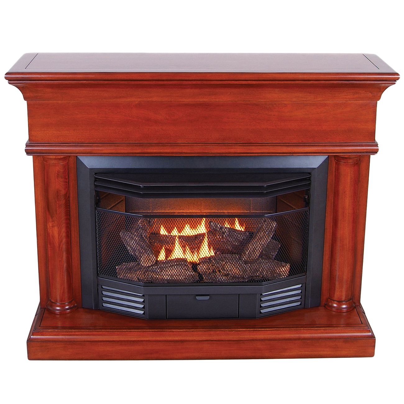 Ventless Fireplace: Ventless Fireplace For Model #BD23TCC-7-HC
