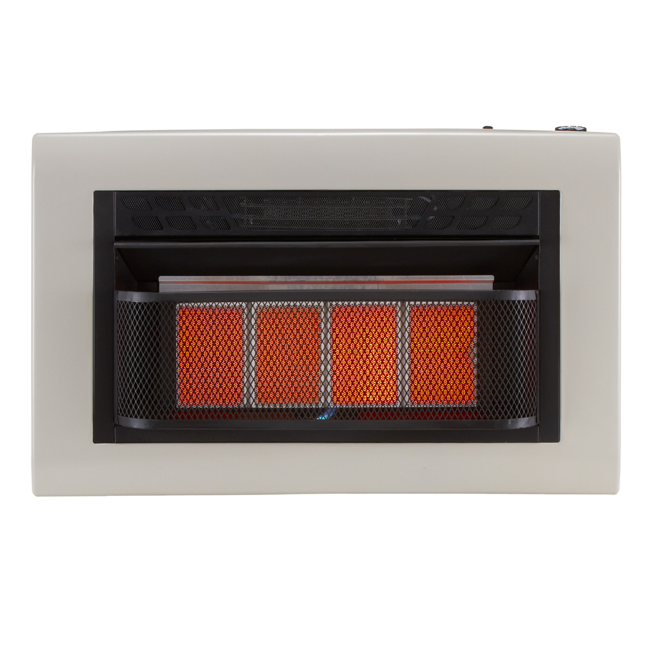 Forced Air Propane Heater >> Ventless Infrared Wall Heater MD3TPU Series - ProCom Heating