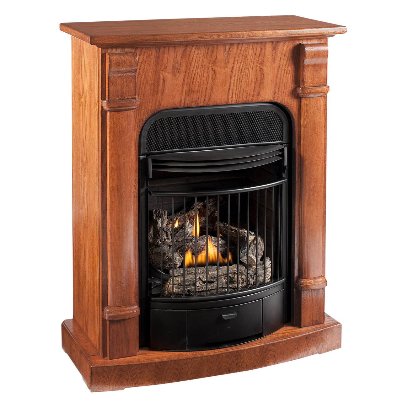 Ventless Fireplace: Ventless Fireplace Model# EDP200T2-MO