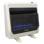 Procom Blue Flame Wall-Heater